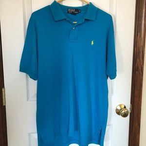 Polo Ralph Lauren Light Blue Polo Shirt - M